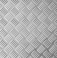 Nhôm tấm chống trượt 2 ly